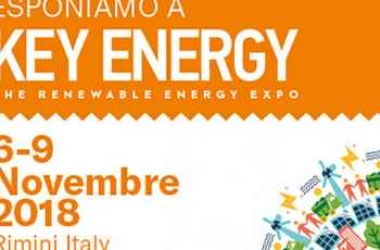 AGN ENERGIA a Ecomondo-Key Energy 2018